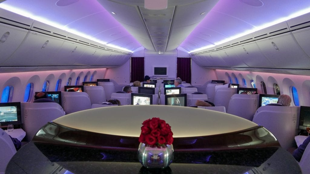 ARN DOH QR J 5 1024x576 - REVIEW - Qatar Airways : Business Class - Stockholm to Doha (B787)
