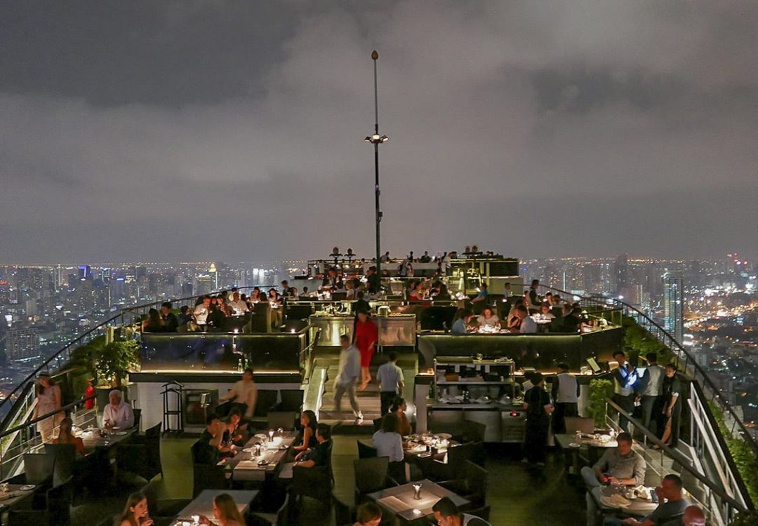 Moon Bar - Bangkok