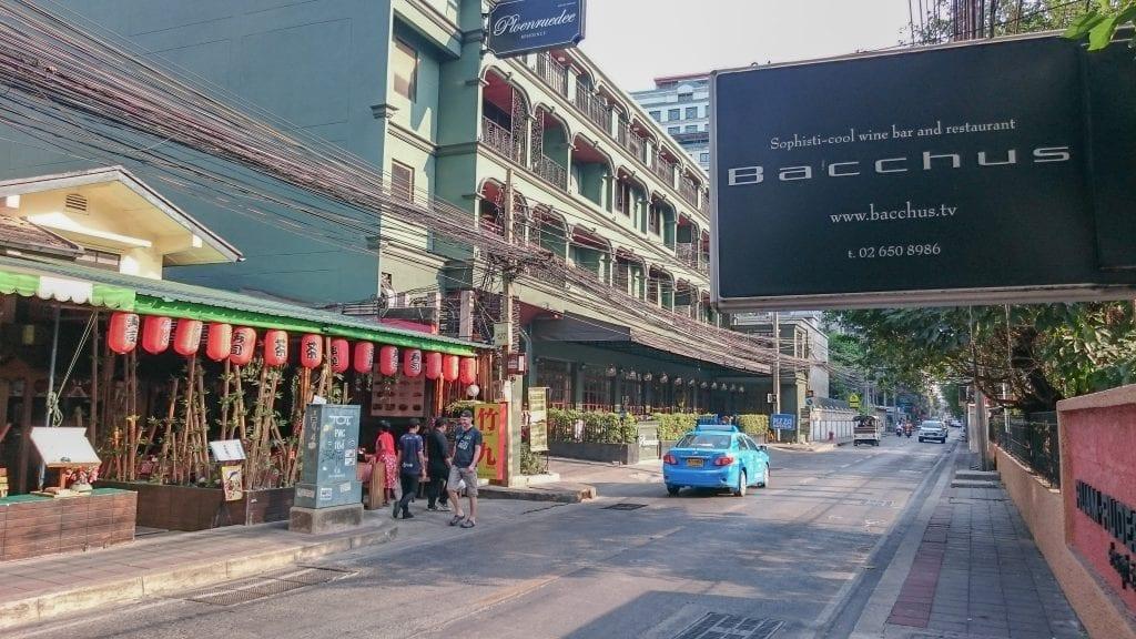 Bangkok 5 1024x576 - GUIDE - Eating and drinking in Bangkok