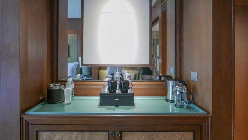 Conrad BKK 12 1024x576 - REVIEW - Conrad Bangkok : King Executive Room
