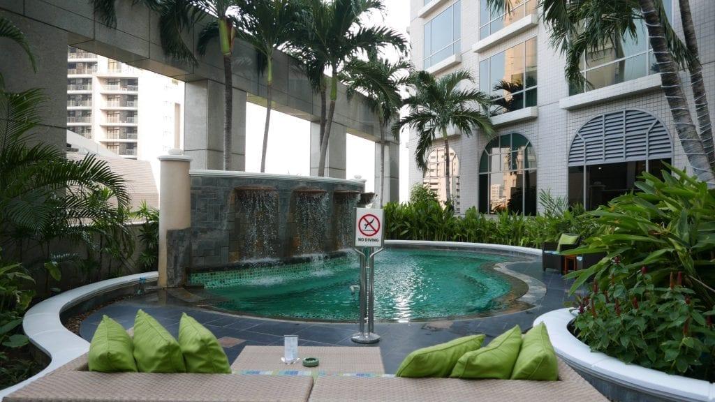 Conrad BKK 19 1024x576 - REVIEW - Conrad Bangkok : King Executive Room