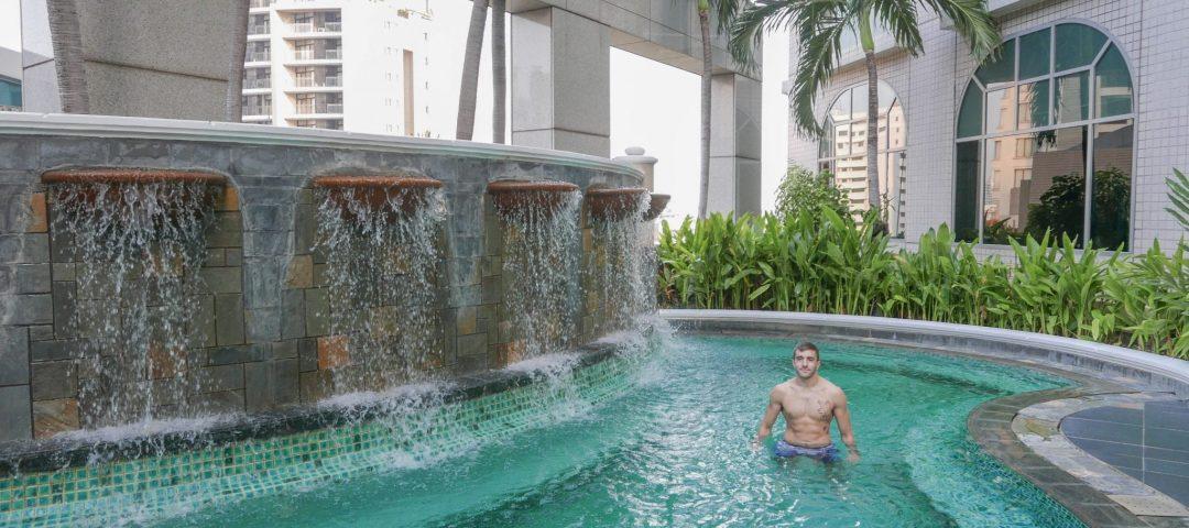 Jarvis Marcos - Conrad Bangkok Pool