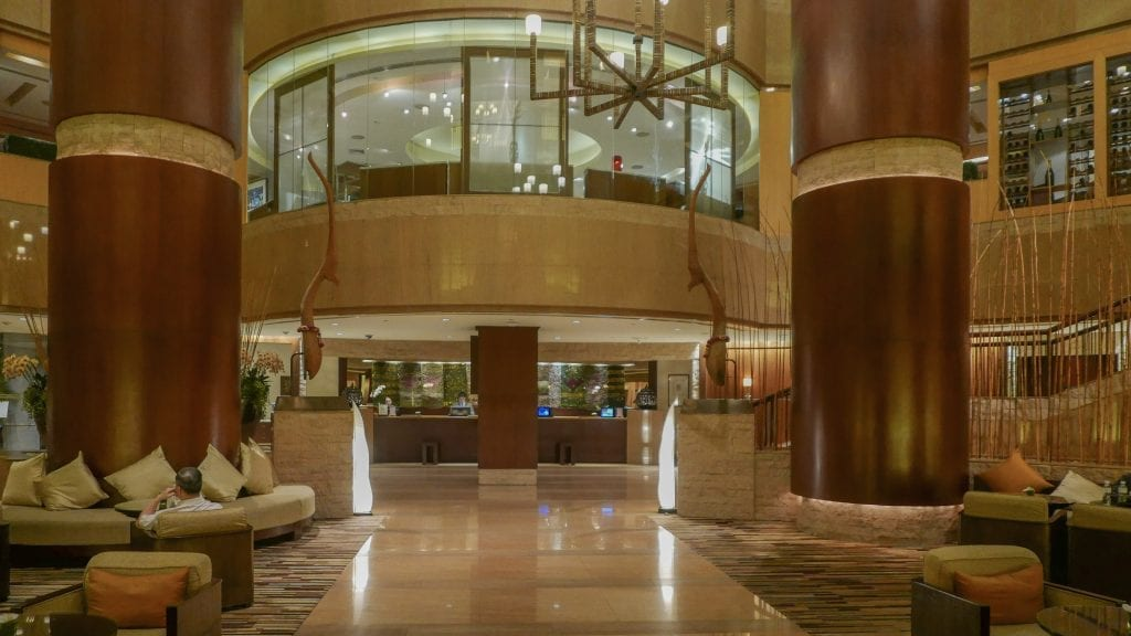 Conrad BKK 3 1024x576 - REVIEW - Conrad Bangkok : King Executive Room