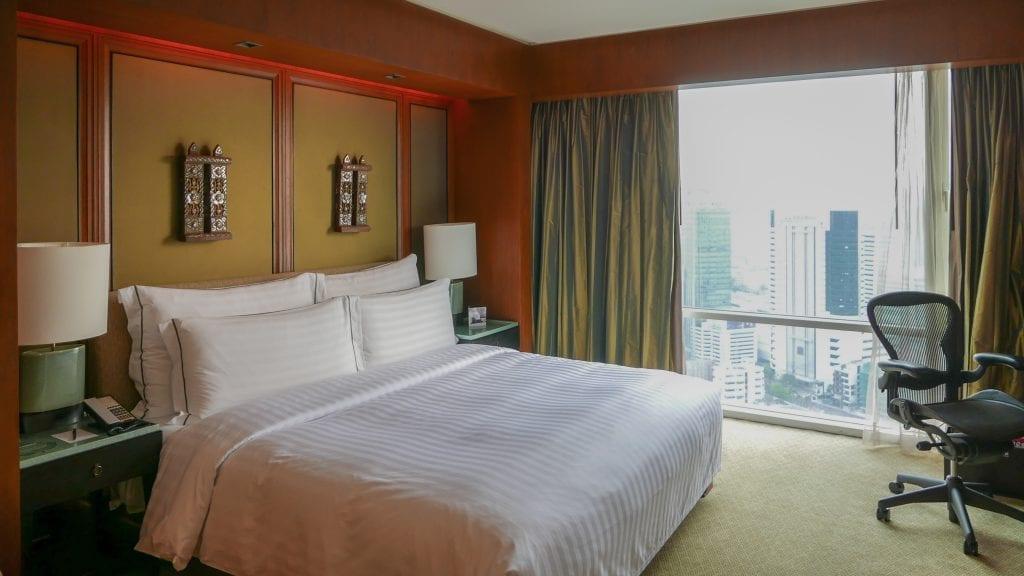 Conrad BKK 8 1024x576 - REVIEW - Conrad Bangkok : King Executive Room