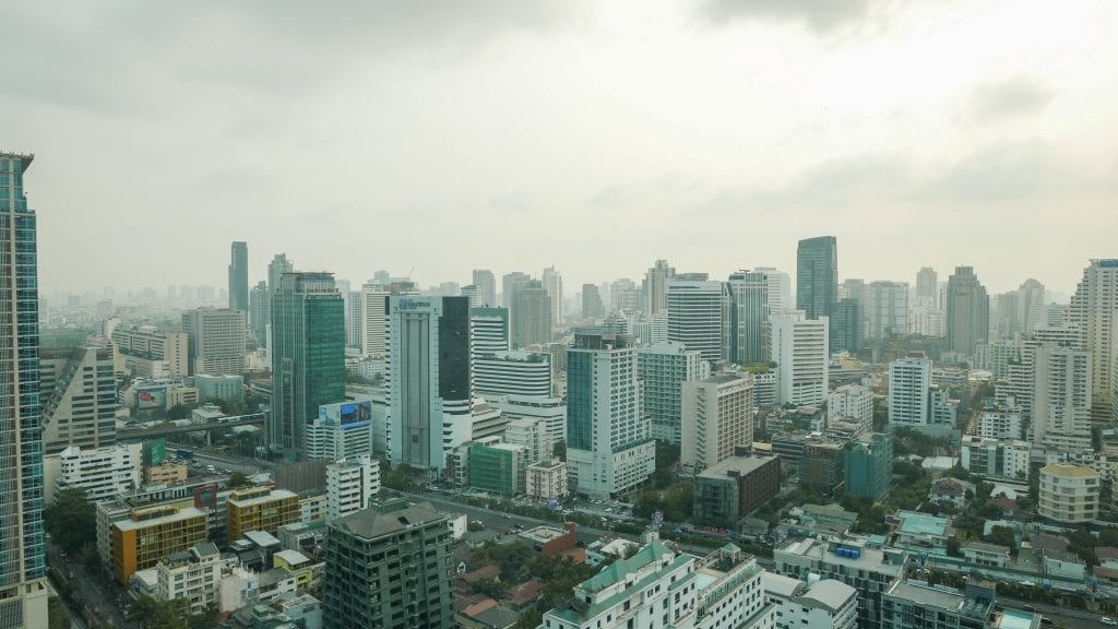 Conrad BKK 9 1024x576 - REVIEW - Conrad Bangkok : King Executive Room