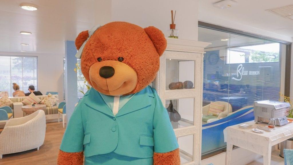 Conrad Koh Samui 116 1024x576 - REVIEW - Bangkok Airways : Blue Ribbon Lounge (Domestic), USM