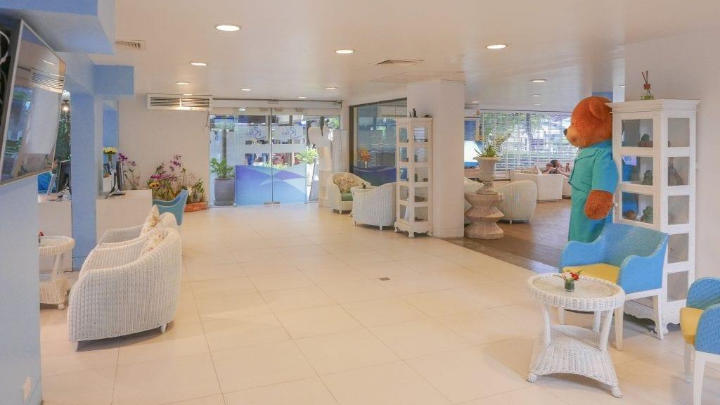 Conrad Koh Samui 118 1024x576 - REVIEW - Bangkok Airways : Blue Ribbon Lounge (Domestic), USM