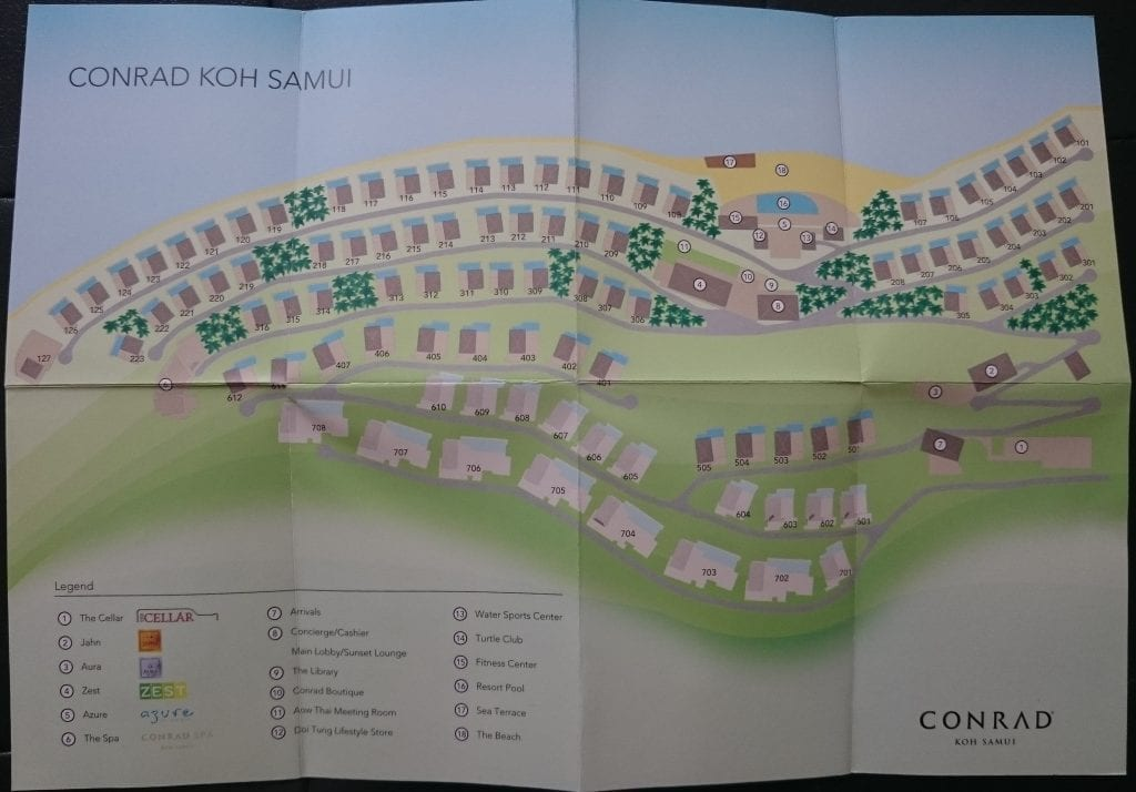 Conrad Koh Samui 12 1024x714 - REVIEW - Conrad Koh Samui (2nd visit)