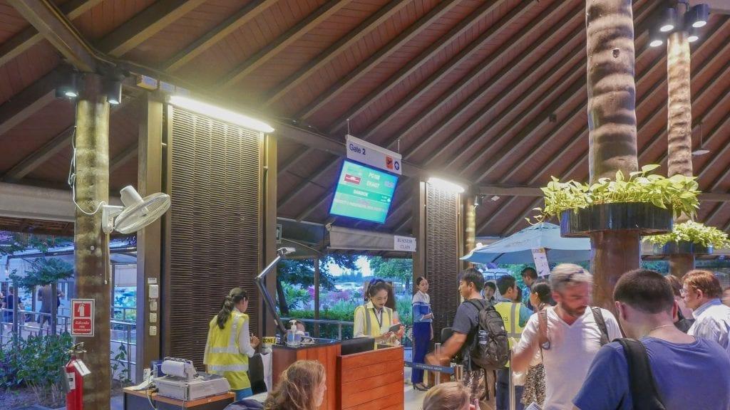 Conrad Koh Samui 127 1024x576 - REVIEW - Bangkok Airways : Blue Ribbon Lounge (Domestic), USM