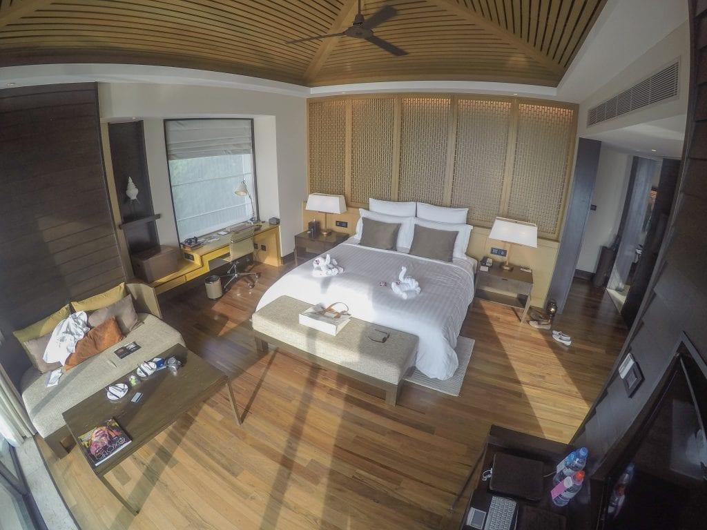 Conrad Koh Samui 16 1024x768 - REVIEW - Conrad Koh Samui (2nd visit)