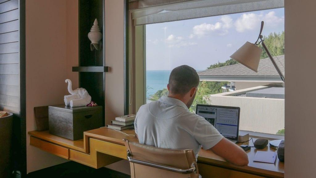 Conrad Koh Samui 30 1024x576 - REVIEW - Conrad Koh Samui (2nd visit)