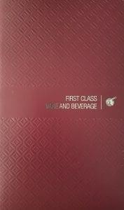 DOH BKK QR F 25 177x300 - REVIEW - Qatar Airways : First Class - Doha to Bangkok (A380)