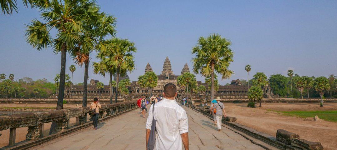 Angkor Wat - Jarvis Marcos
