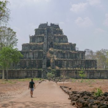 Temples 3 Koh Ker 4 350x350 - TRIP REPORT - Cambodia and Thailand