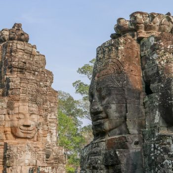 Temples 7 Angkor Thom 3 350x350 - TRIP REPORT - Cambodia and Thailand