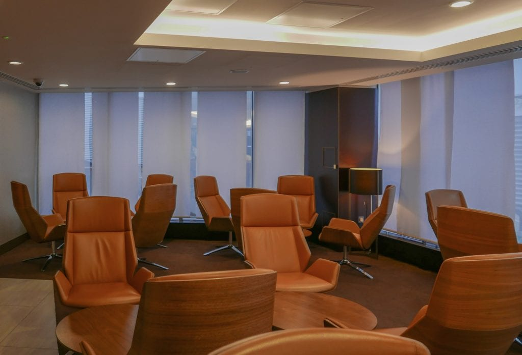 EY FJ lounge 11 1024x697 - REVIEW - Etihad Airways : First and Business Class Lounge, LHR T4