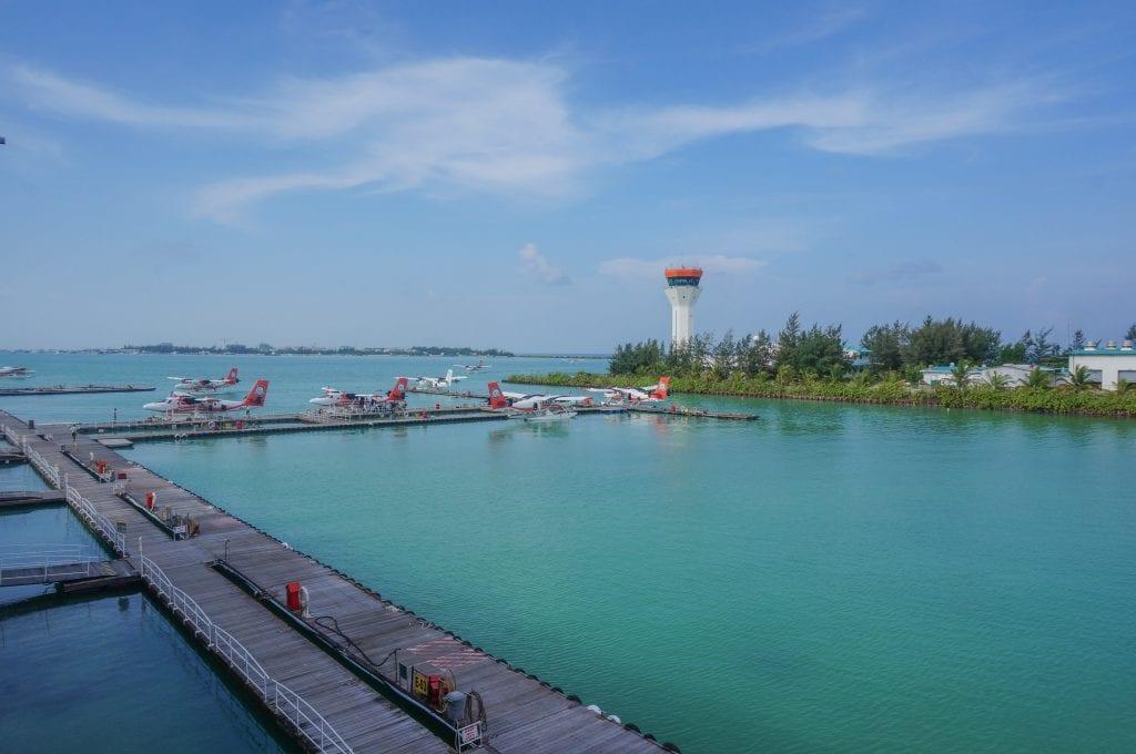 Conrad Lounge Morning 2016 18 1024x680 - REVIEW - Conrad Maldives : Seaplane Lounge MLE [Morning]