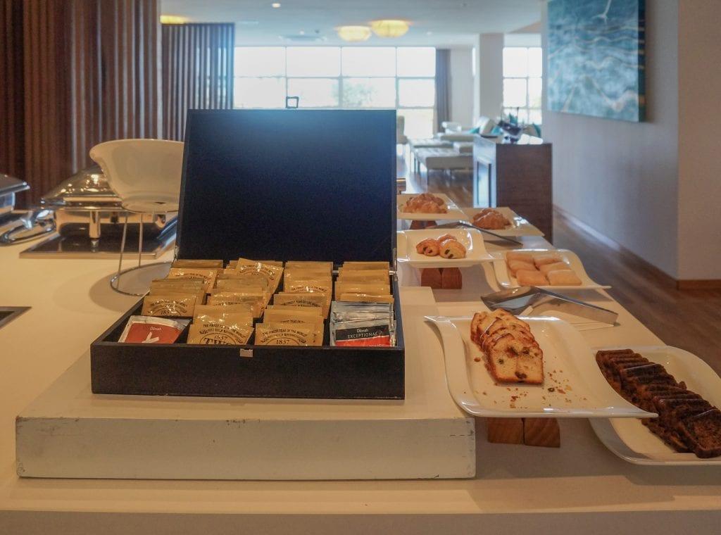 Conrad Lounge Morning 2016 23 1024x760 - REVIEW - Conrad Maldives : Seaplane Lounge MLE [Morning]