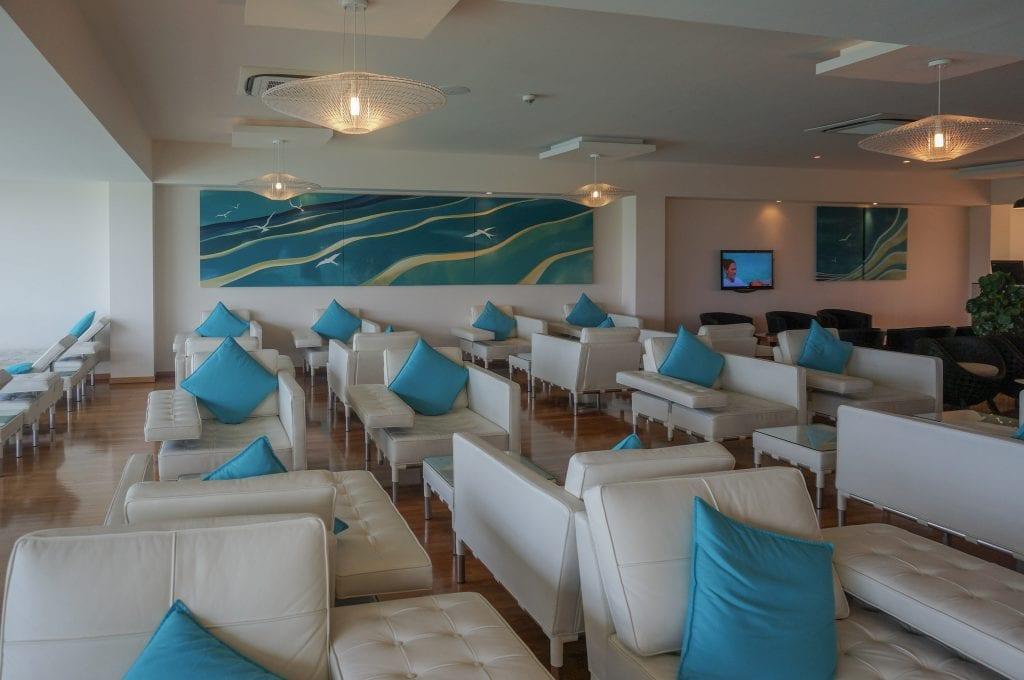 Conrad Lounge Morning 2016 9 1024x680 - REVIEW - Conrad Maldives : Seaplane Lounge MLE [Morning]