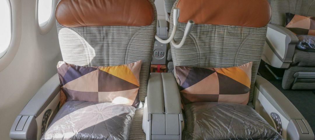 EY J AUH MLE 2016 3 1080x480 - REVIEW - Etihad Airways : Business Class (Regional) - Malé to Abu Dhabi (A320)