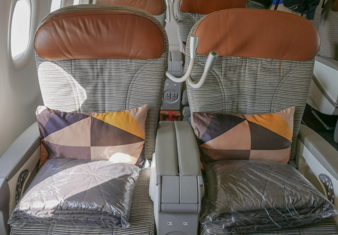 EY J AUH MLE 2016 3 1080x750 - REVIEW - Etihad Airways : Business Class (Regional) - Malé to Abu Dhabi (A320)