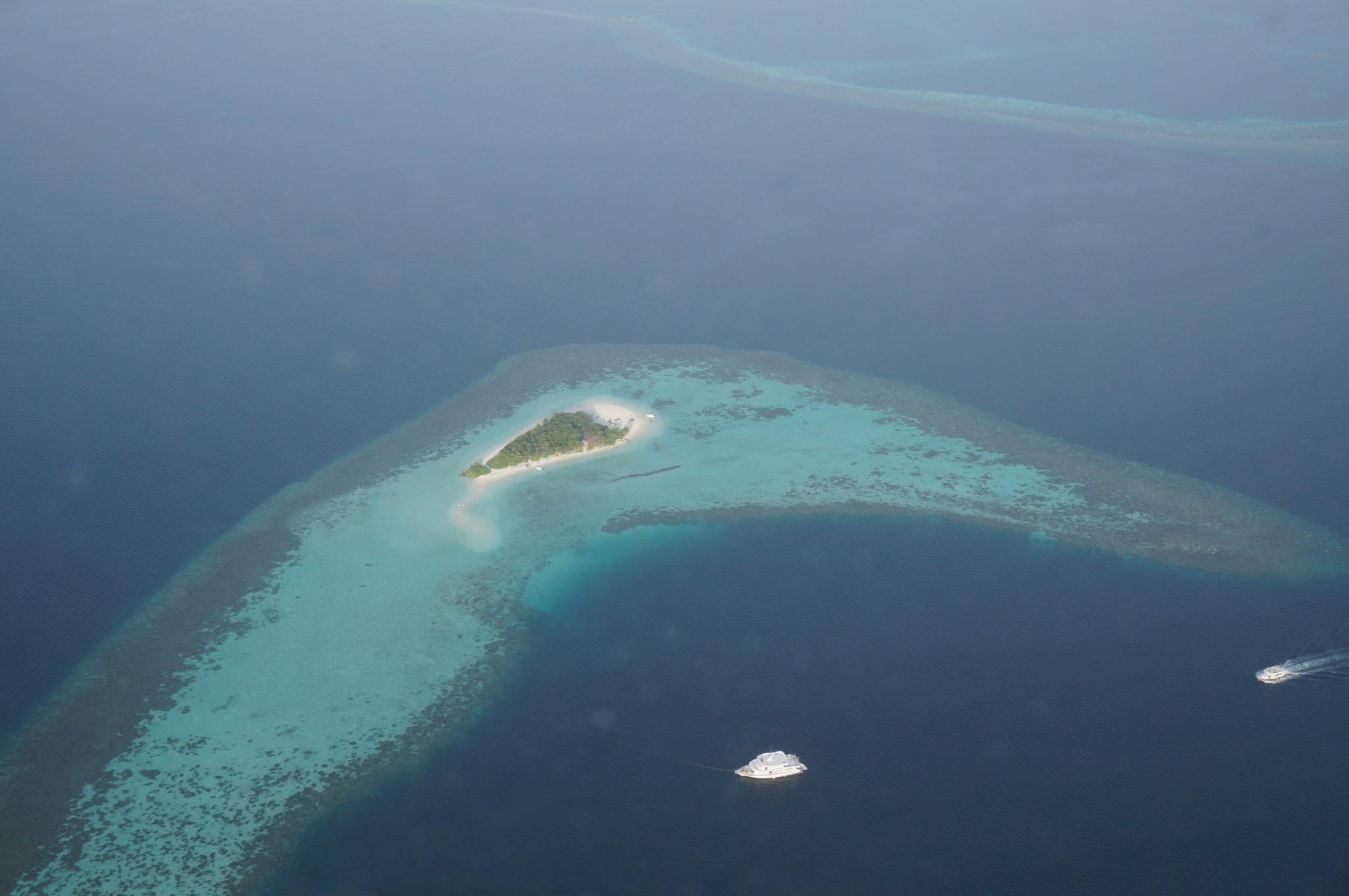 Seaplane arrival Conrad Rangali 2016 13 - REVIEW - Seaplane Transfer and Arrival Experience at Conrad Maldives