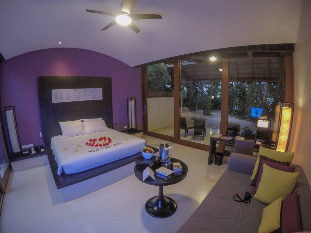 Beach Villa Conrad Rangali 2016 22 1024x768 - REVIEW - Waldorf Astoria Maldives Ithaafushi : King Reef Villa & King Ocean Villa