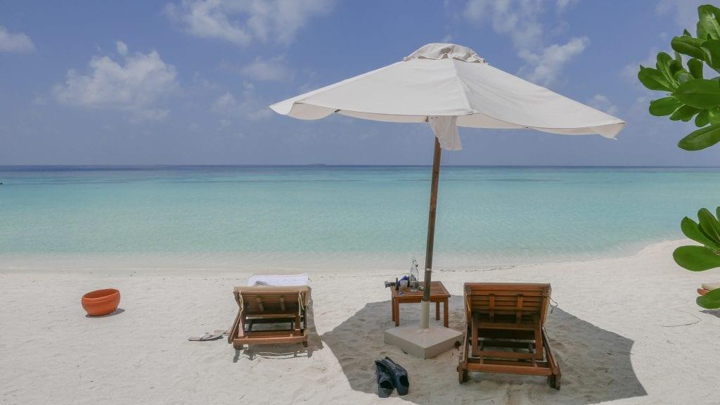 Beach Villa Conrad Rangali 2016 37 1024x576 - REVIEW - Conrad Maldives : Beach Villa (pre-renovation)