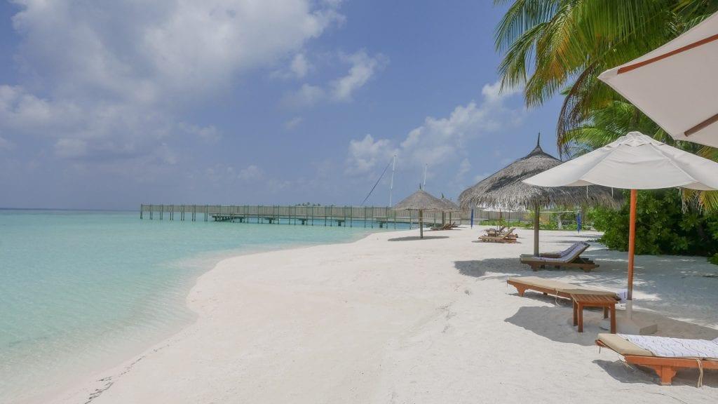 Beach Villa Conrad Rangali 2016 39 1024x576 - REVIEW - Conrad Maldives : Beach Villa (pre-renovation)