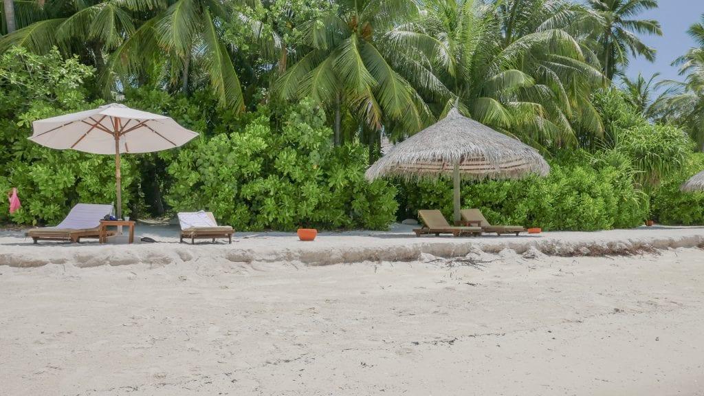 Beach Villa Conrad Rangali 2016 40 1024x576 - REVIEW - Conrad Maldives : Beach Villa (pre-renovation)