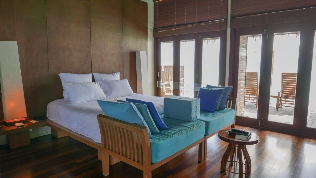 Retreat Water Villa Rangali 2016 10 1024x576 - REVIEW - Conrad Maldives : Retreat Water Villa