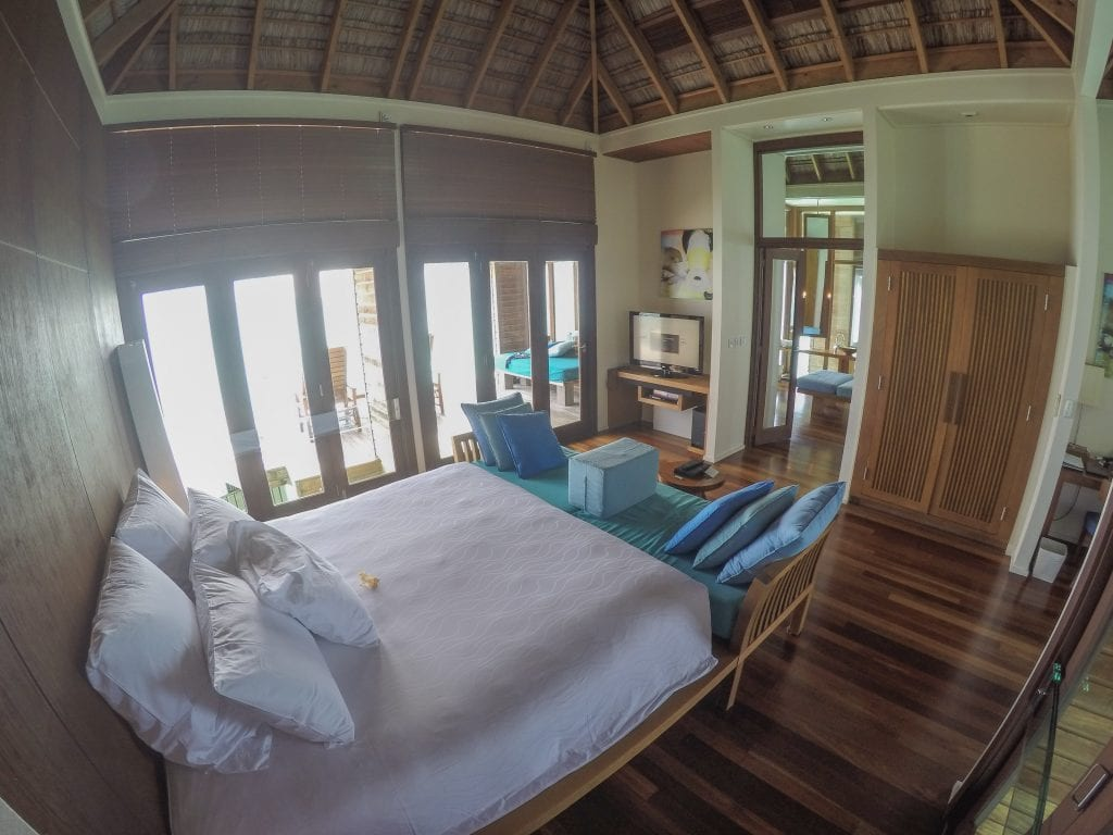 Retreat Water Villa Rangali 2016 11 1024x768 - REVIEW - Conrad Maldives : Retreat Water Villa