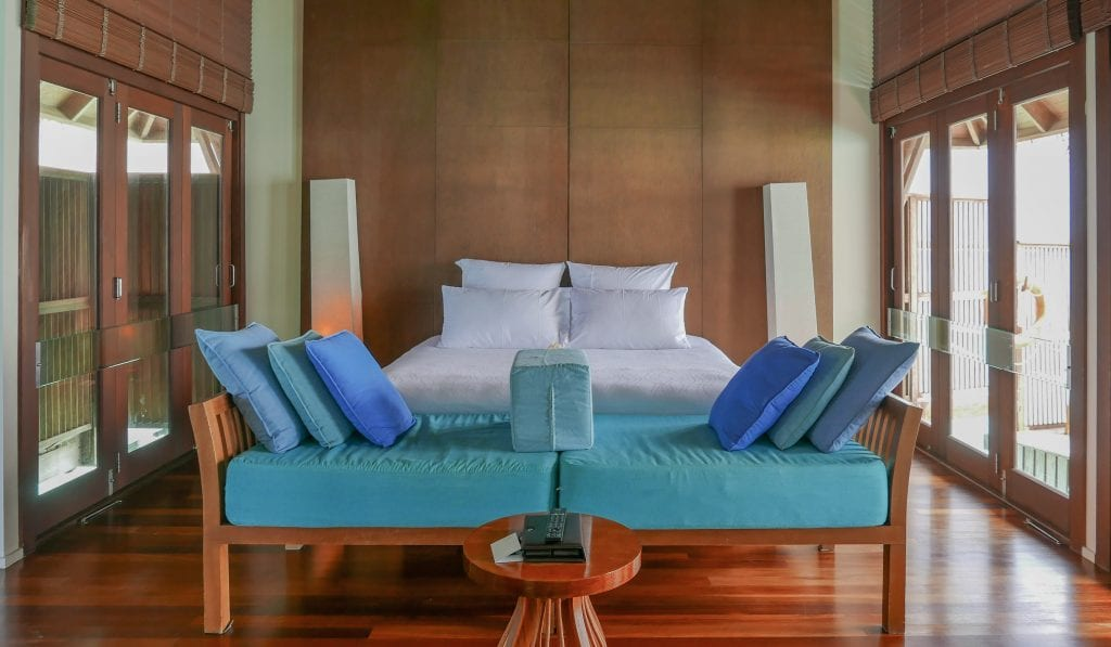 Retreat Water Villa Rangali 2016 12 1024x597 - REVIEW - Conrad Maldives : Retreat Water Villa
