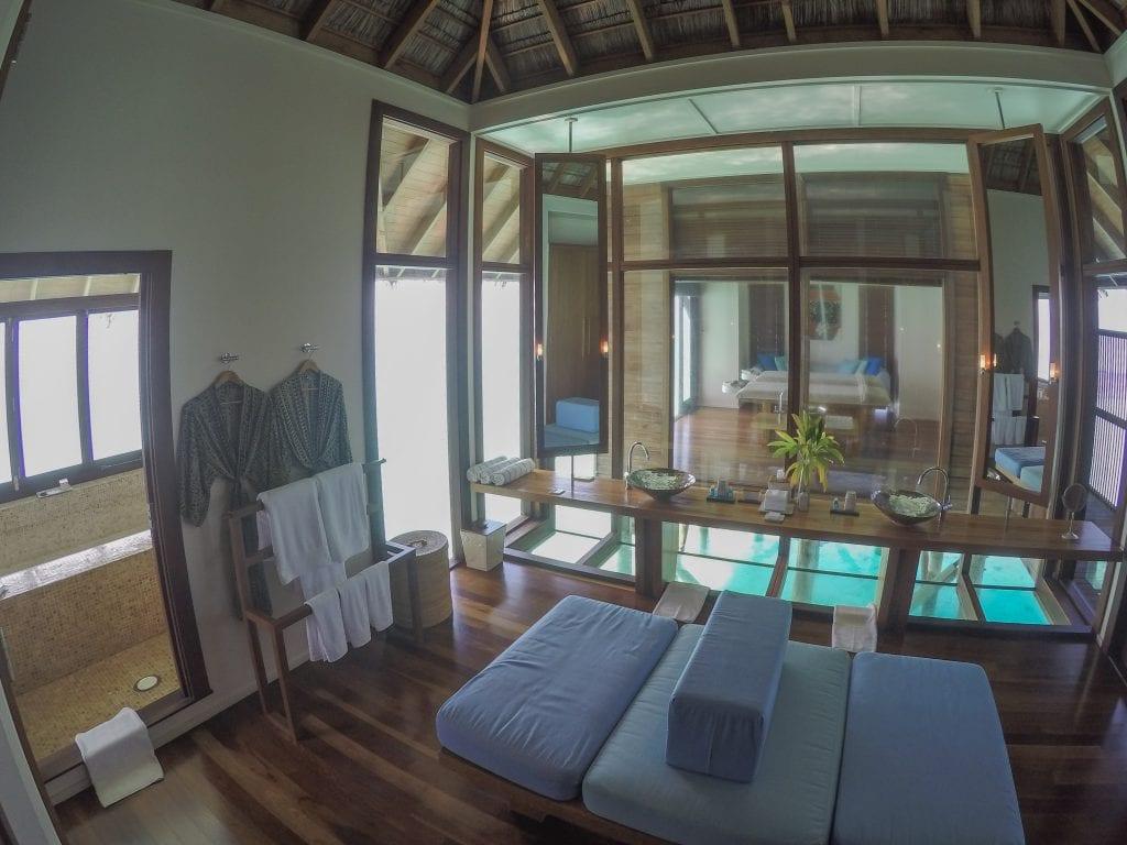 Retreat Water Villa Rangali 2016 16 1024x768 - REVIEW - Conrad Maldives : Retreat Water Villa