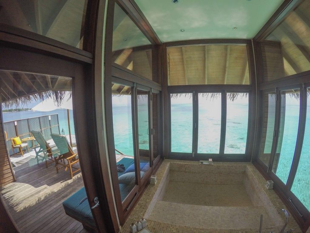 Retreat Water Villa Rangali 2016 19 1024x768 - REVIEW - Conrad Maldives : Retreat Water Villa