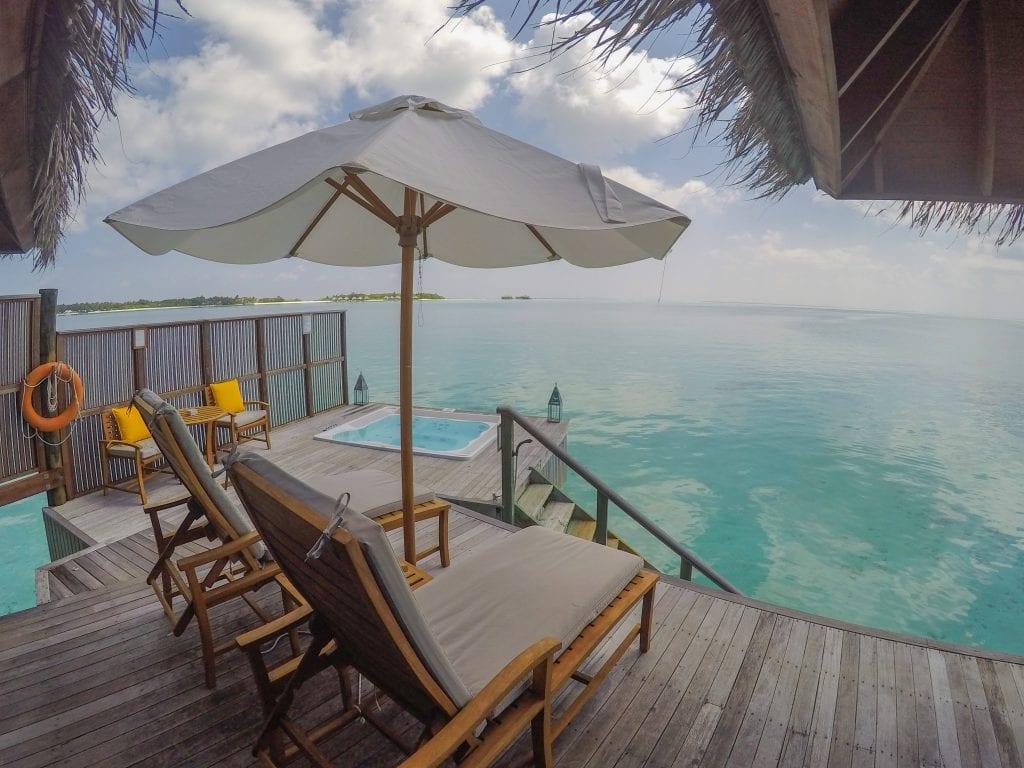 Retreat Water Villa Rangali 2016 22 1024x768 - REVIEW - Conrad Maldives : Retreat Water Villa