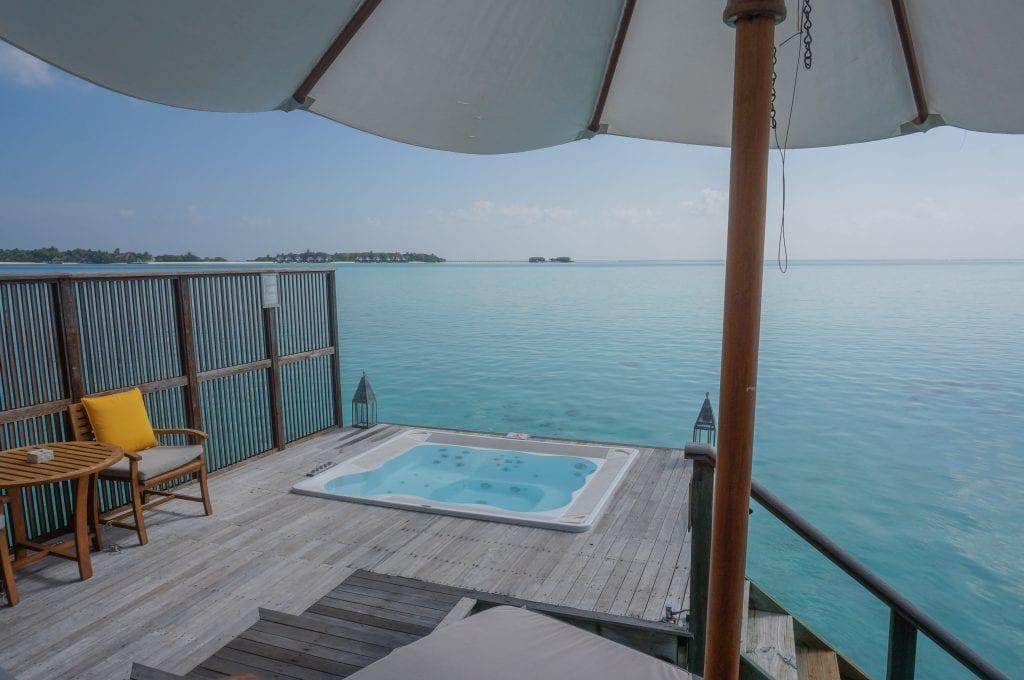 Retreat Water Villa Rangali 2016 23 1024x680 - REVIEW - Conrad Maldives : Retreat Water Villa