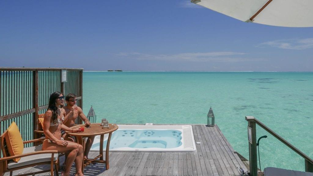 Retreat Water Villa Rangali 2016 26 1024x576 - REVIEW - Conrad Maldives : Retreat Water Villa