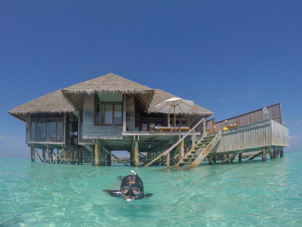 Retreat Water Villa Rangali 2016 30 1024x768 - REVIEW - Conrad Maldives : Retreat Water Villa