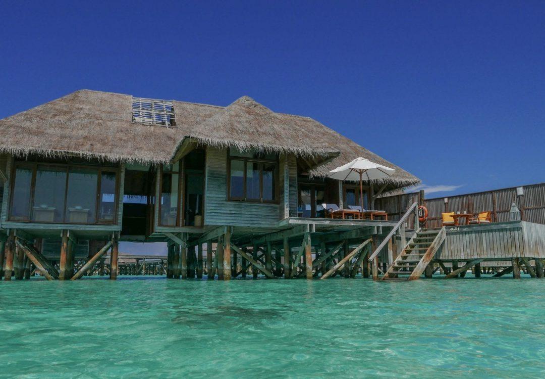 Retreat Water Villa - Conrad Maldives review