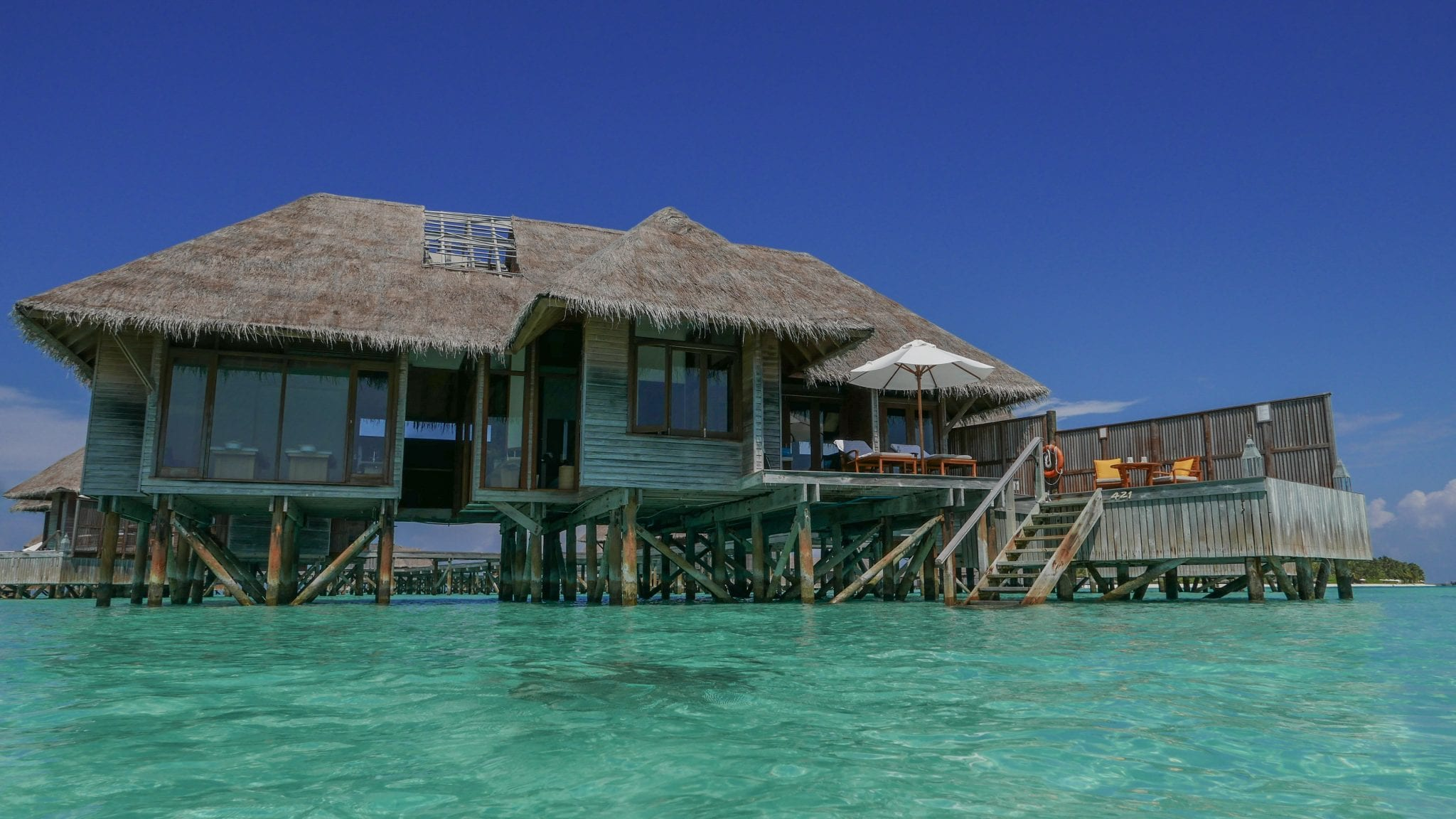 Retreat Water Villa Rangali 2016 31 - REVIEW - Waldorf Astoria Maldives Ithaafushi : King Reef Villa & King Ocean Villa
