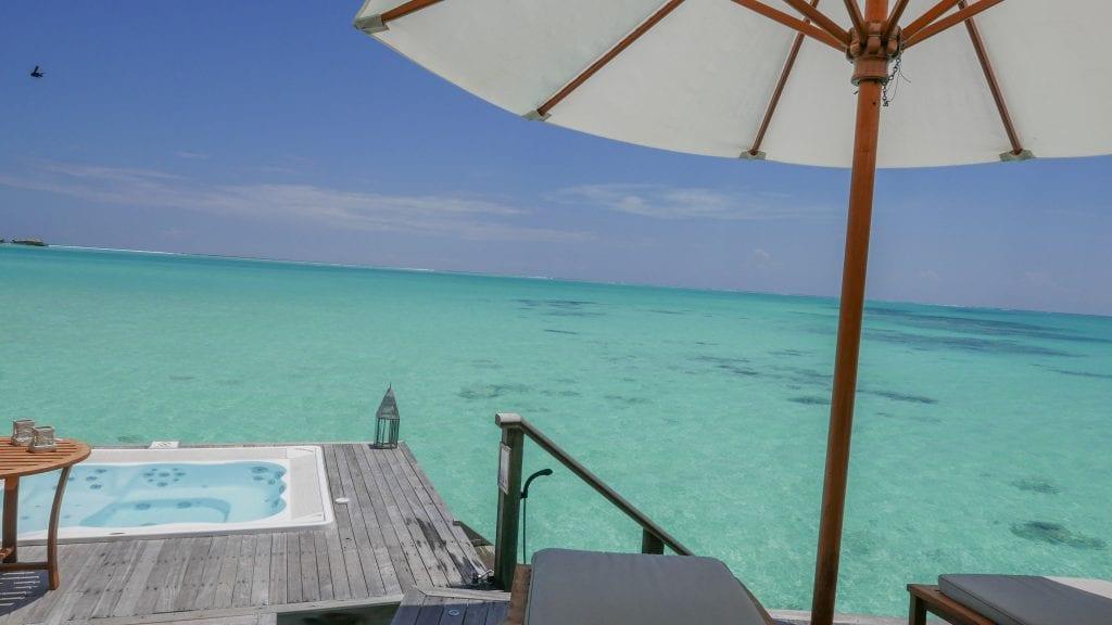 Retreat Water Villa Rangali 2016 37 1024x576 - REVIEW - Conrad Maldives : Retreat Water Villa