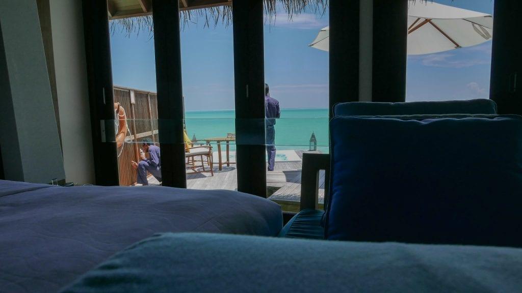Retreat Water Villa Rangali 2016 38 1024x576 - REVIEW - Conrad Maldives : Retreat Water Villa