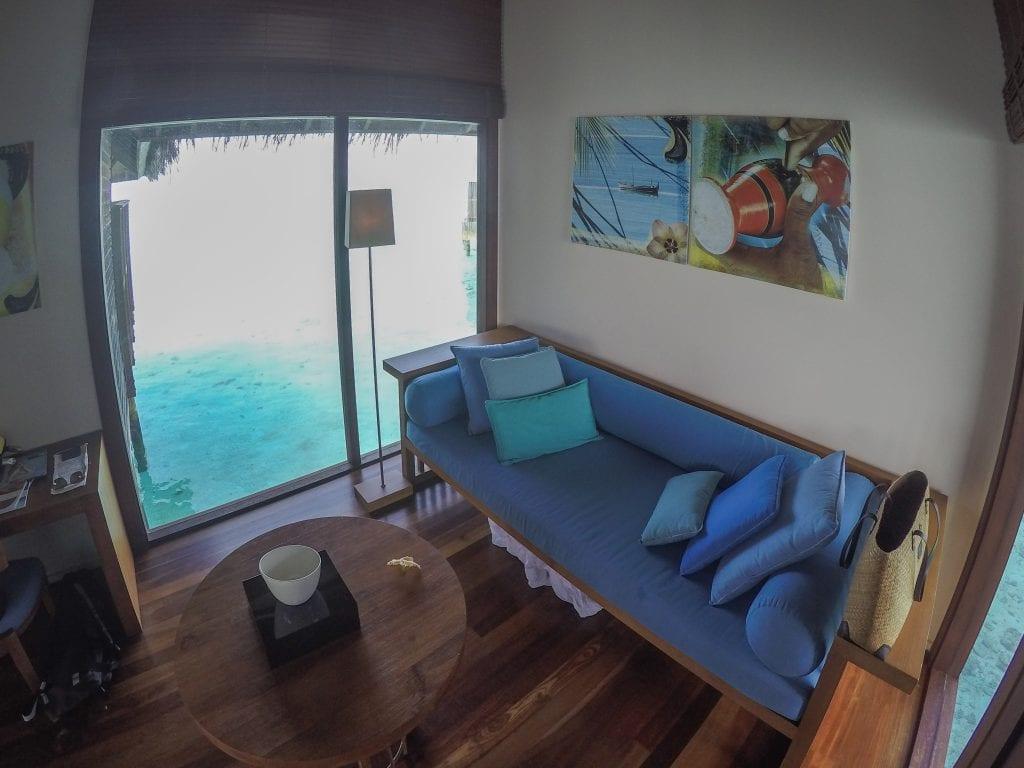 Retreat Water Villa Rangali 2016 7 1024x768 - REVIEW - Conrad Maldives : Retreat Water Villa