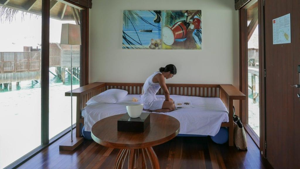 Retreat Water Villa Rangali 2016 8 1024x576 - REVIEW - Conrad Maldives : Retreat Water Villa