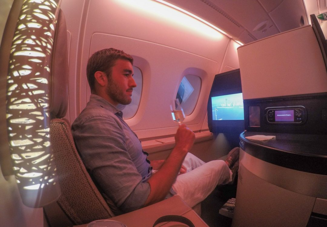 etihad a380 business