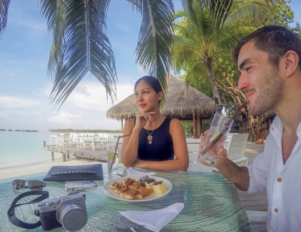 FB Vilu 15 1024x789 - GUIDE - Eating and Drinking at the Conrad Maldives