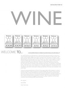 Master Wine List 1 220x300 - GUIDE - Eating and Drinking at the Conrad Maldives
