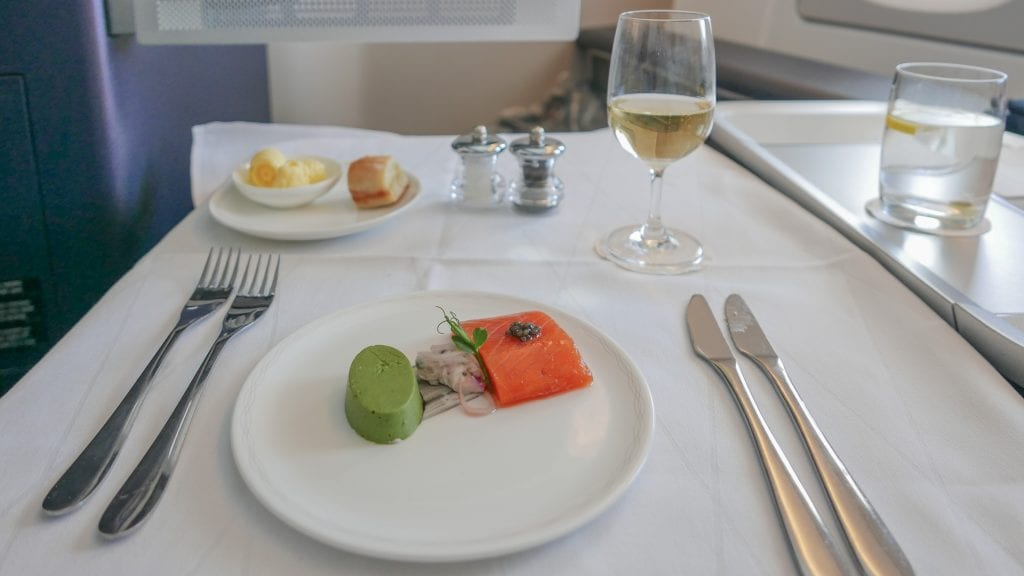 BA A380 F 18 1024x576 - REVIEW - British Airways : First Class - London to Miami (A380)