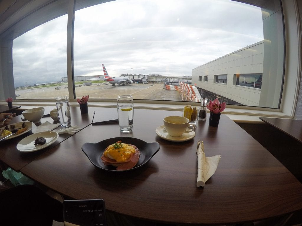 BA A380 F 2 1024x768 - REVIEW - British Airways : First Class - London to Miami (A380)